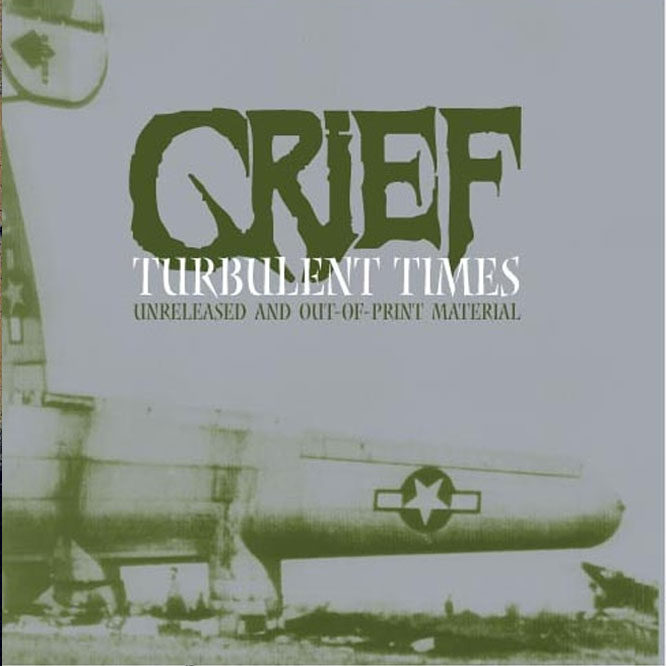 SUNN22 Grief - Turbulent Times