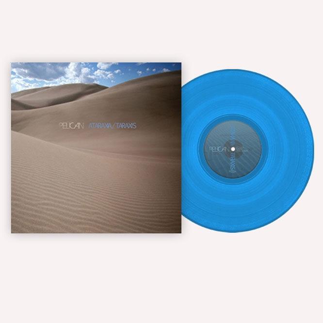 Ataraxia/Taraxis - blue vinyl
