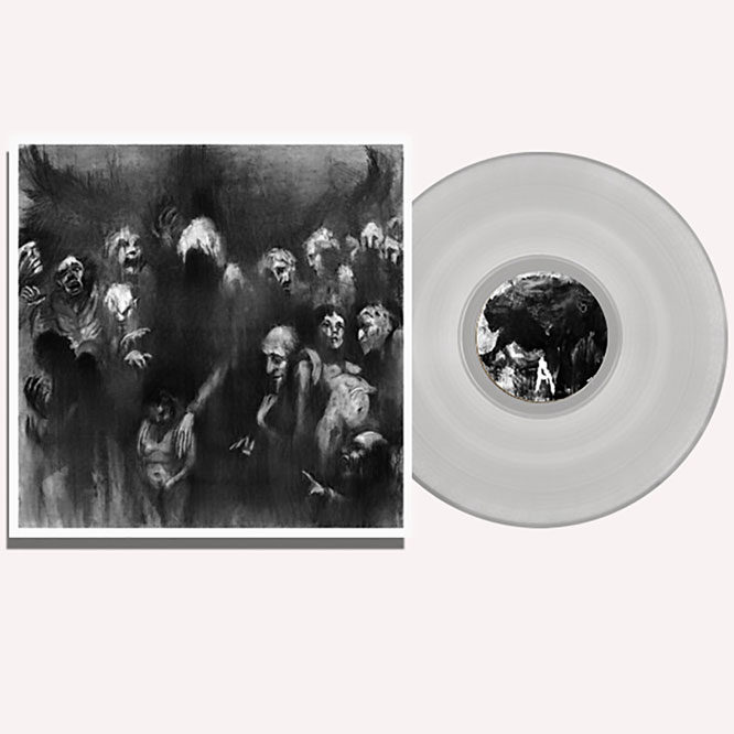 Lord221 Sarabante - Poisonous Legacy - Clear Vinyl