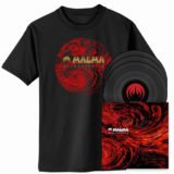 Magma - Retrospektiw LP and shirt package