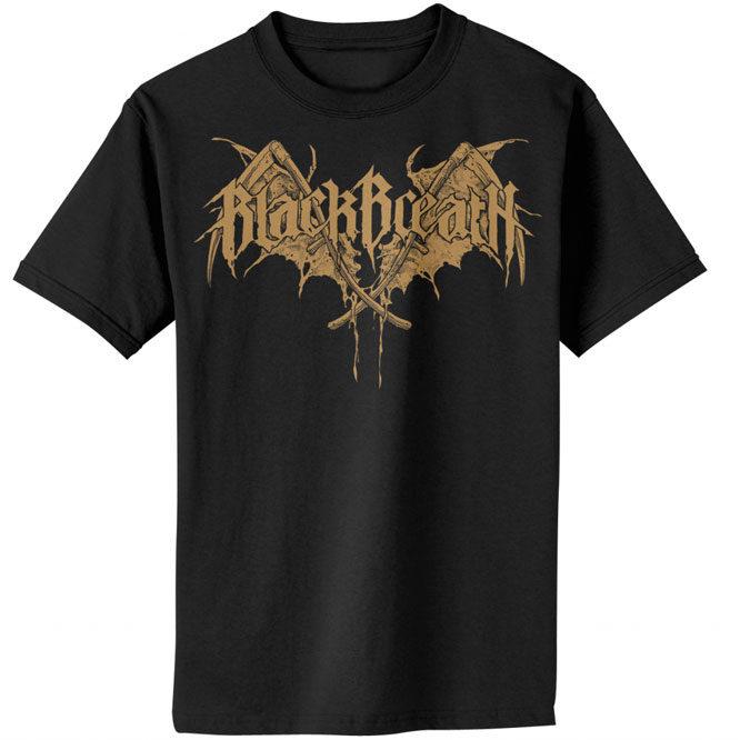 Black Breath – Slaves Beyond Death - Logo Shirt