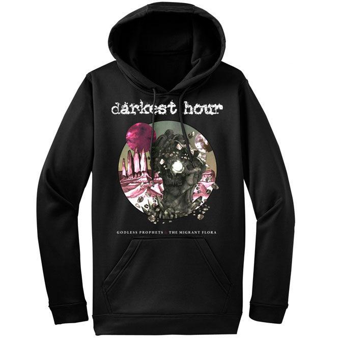 Darkest Hour – Godless Prophets & The Migrant Flora Hooded Sweatshirt