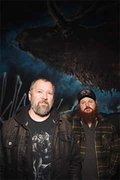 Eagle Twin new album The Thundering Heard