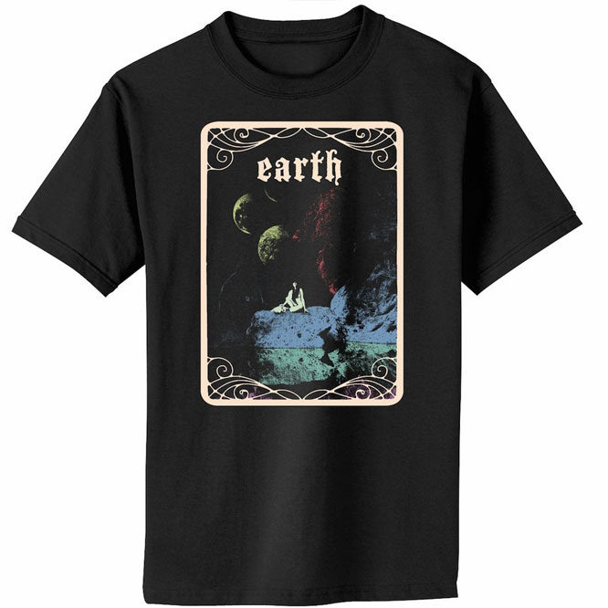 Earth – Primitive & Deadly Cover Shirt
