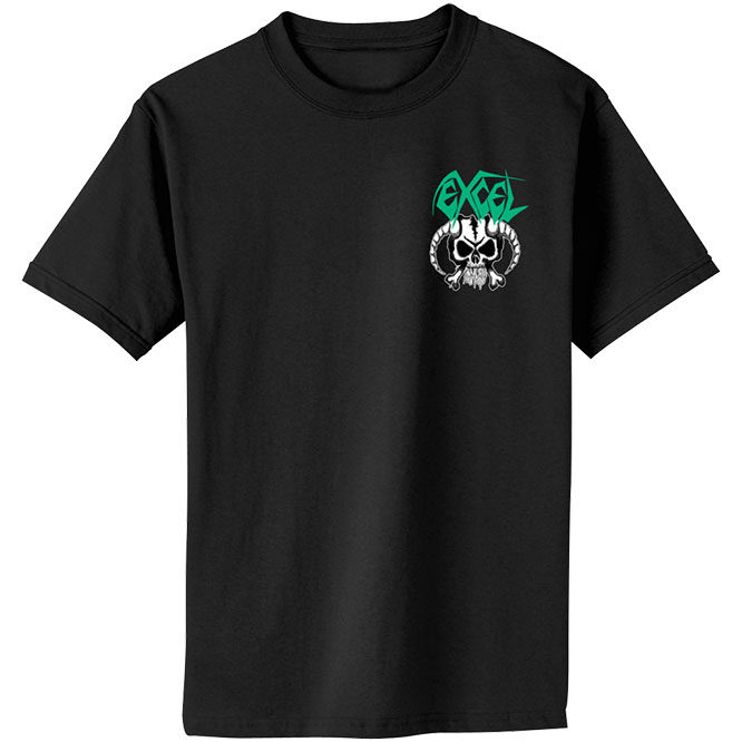 Excel – Skull & Horns shirt