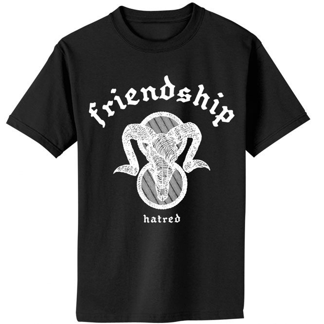 Ram's Skull Friendship – Ram's Skull shirt