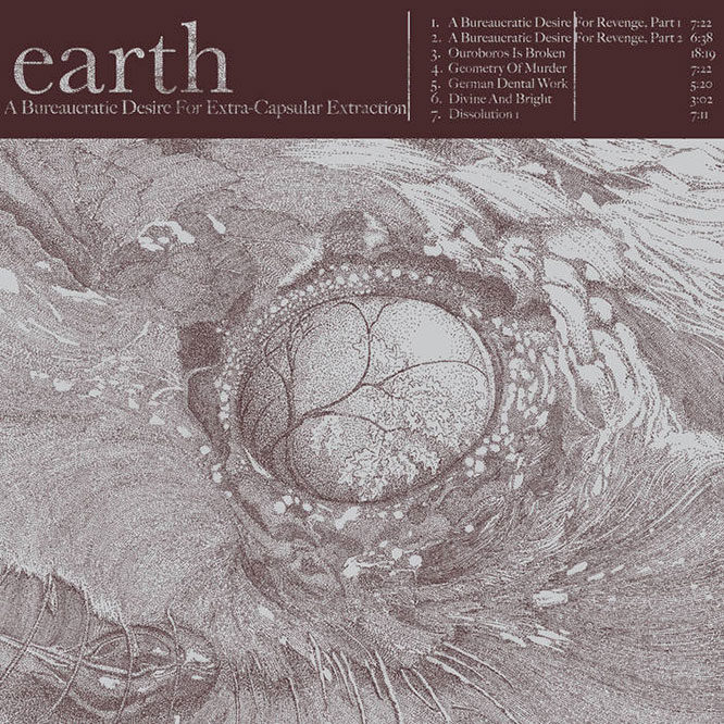 Lord122 Earth - A Bureaucratic Desire for Extra Capsular ExtractionCD