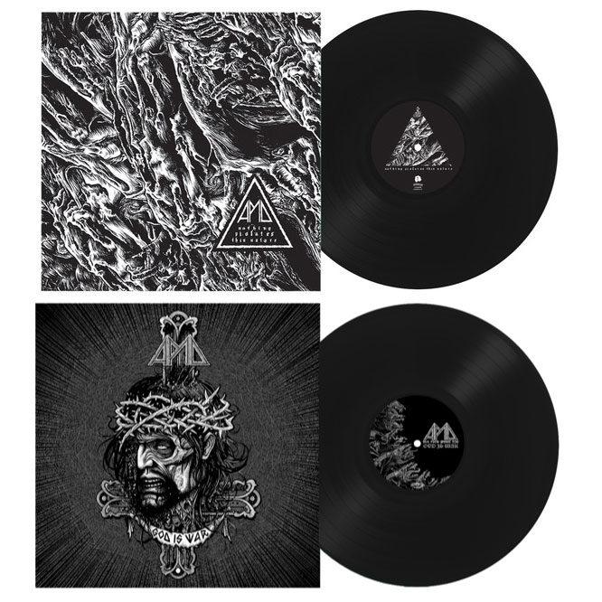 Lord130 God Is War - Black Vinyl + Nothing Violates This Nature - Black Vinyl (PRE-ORDER) All Pigs Must Die – God Is War - Black Vinyl + Nothing Violates This Nature - Black Vinyl
