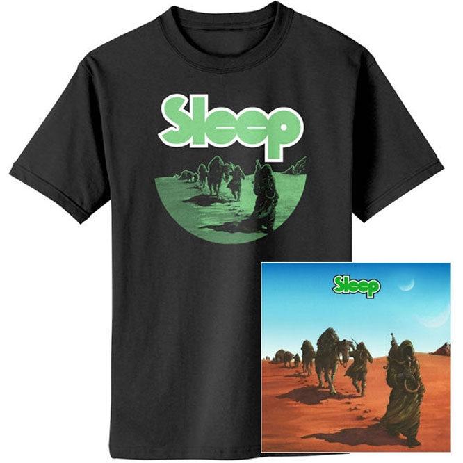 Sleep – Dopesmoker CD & shirt package