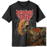 Power Trip – Manifest Decimation CD Shirt
