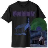 Goatsnake – Black Age Blues - Green and Black Splatter Vinyl + Shirt