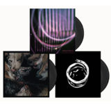 Okkultokrati – Raspberry Dawn - Black Vinyl + Snakereigns - Black Vinyl + Night Jerks - Black Vinyl
