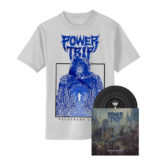 Power Trip Nightmare Logic - Black Vinyl + Death Tunnel Shirt