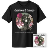 Darkest Hour – Godless Prophets & The Migrant Flora CD + SHIRT