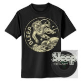 "Sleep – The Clarity - Black Vinyl + ""The Clarity"" Astronaut Shirt"