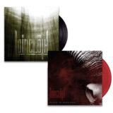 Loincloth – Psalm of the Morbid Whore - Translucent Red Vinyl + Iron Balls of Steel - Black Vinyl