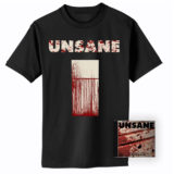 Unsane – Sterilize CD + Bloody Fridge Shirt
