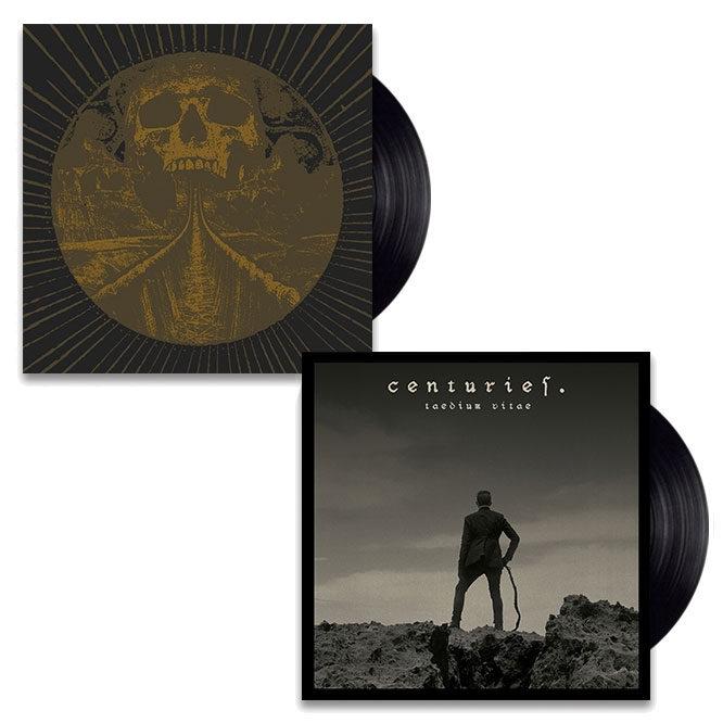Lord247-PKG The Lights Of This Earth Are Blinding - Black Vinyl + Taedium Vitae - Black Vinyl