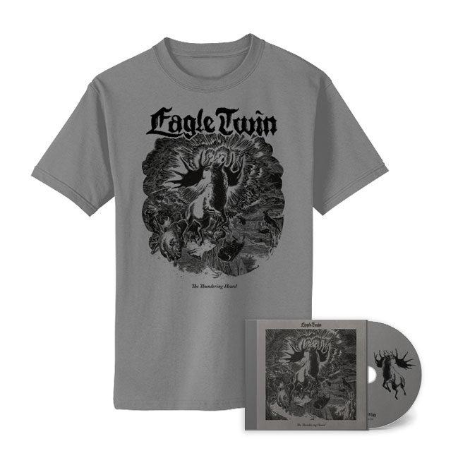 The Thundering Heard CD + Cover Shirt