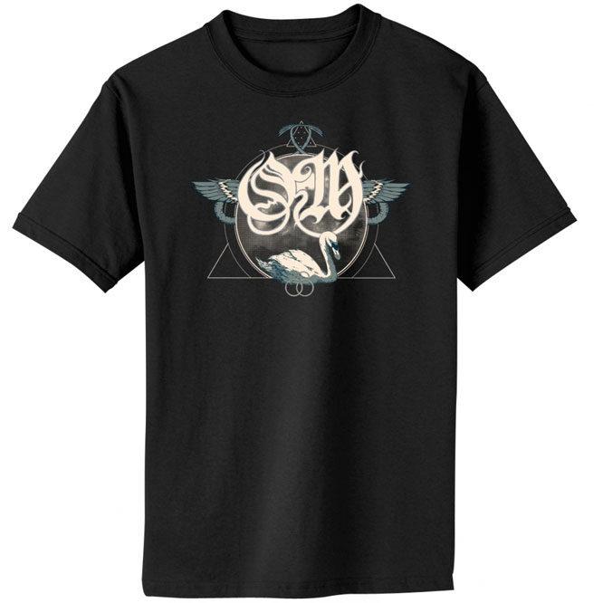OM – OM Swan shirt