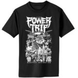 Power Trip – Manifest Decimation - War Shirt