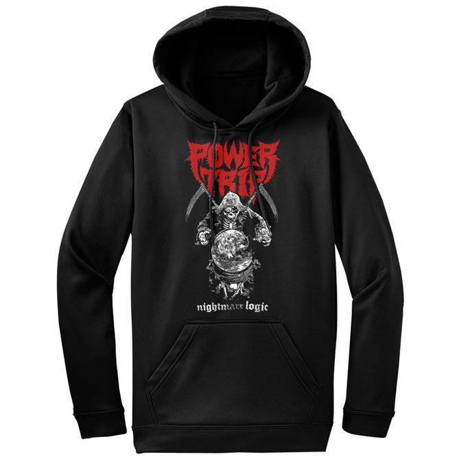 Power Trip – Reaper PULLOVER Hoodie
