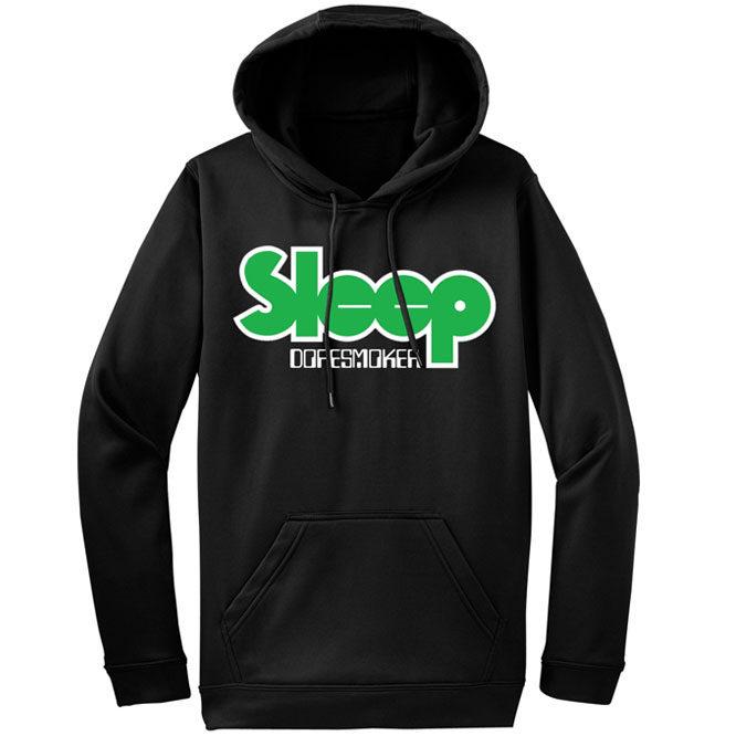 Sleep – Dopesmoker Logo Pullover Hoodie