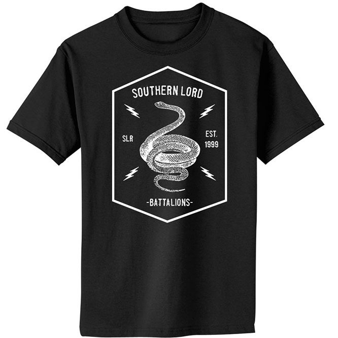 Southern Lord Battalions shirt