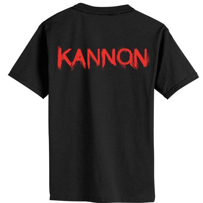 Sunn O))) – Kannon shirt back