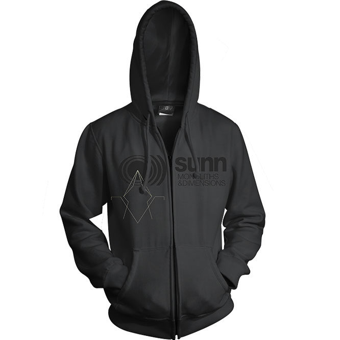 Sunn O))) – Monoliths & Dimensions Zip UP Hoodie