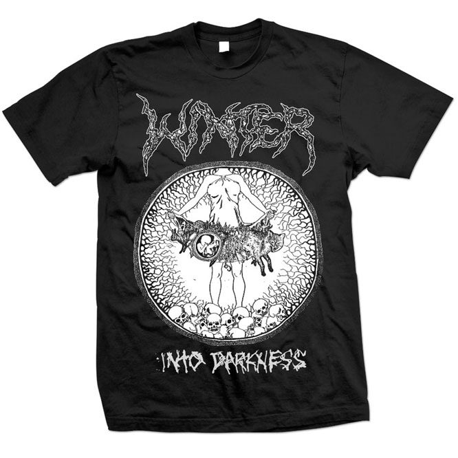 Winter – Into Darkness shirt
