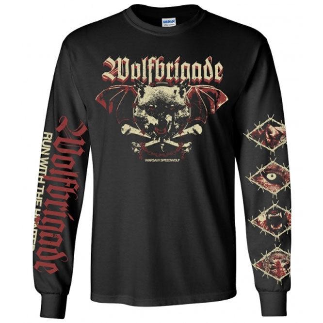 Wolfbrigade – Warsaw Speed Wolf - Long Sleeve Shirt