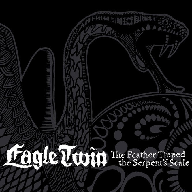 Lord157 Eagle Twin - The Feather Tipped The Serpents