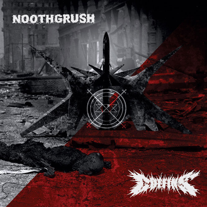 lord183 Noothgrush - Noothgrush/ Coffins split album