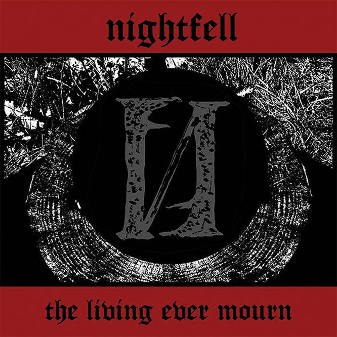 Lord190 Nightfell - The Living Ever Mourn