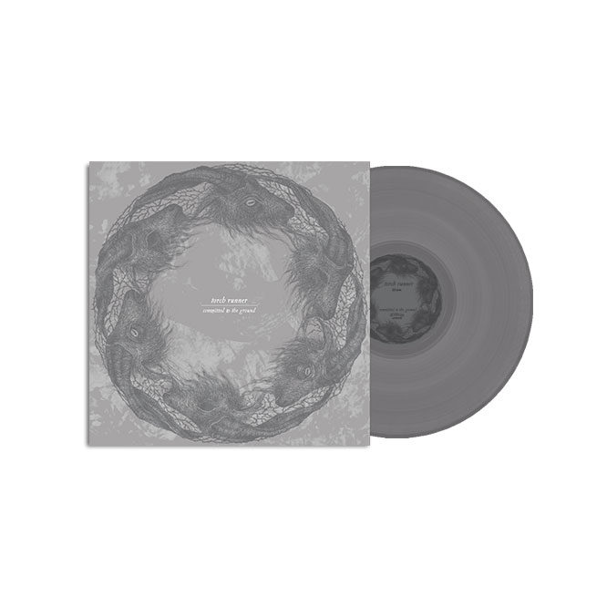 Lord191 Torchrunner - Committed to the Ground Gray Vinyl