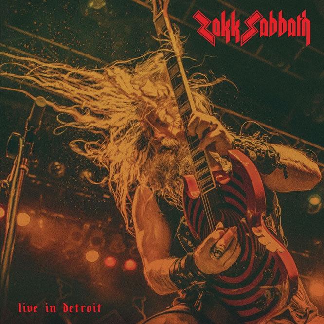 Zakk Sabbath – Live in Detroit