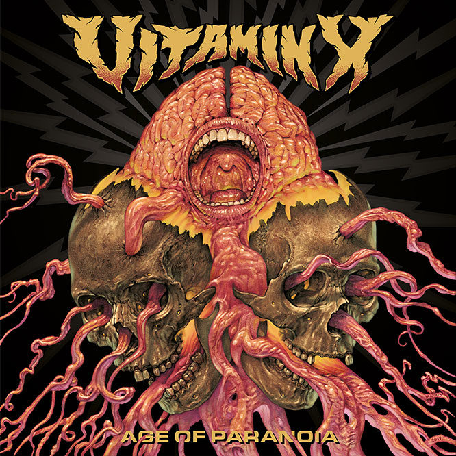 Lord252 VitaminX - Age of Paranoia