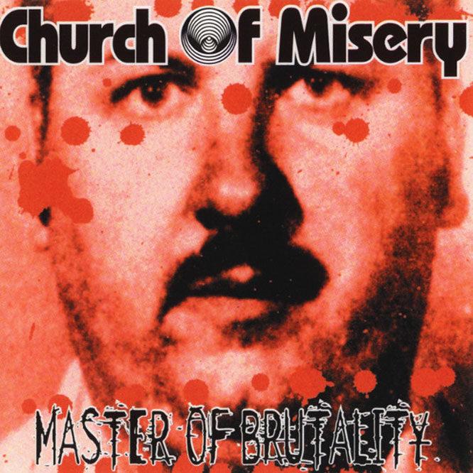 SUNN11 Church of Misery- Master of Brutality