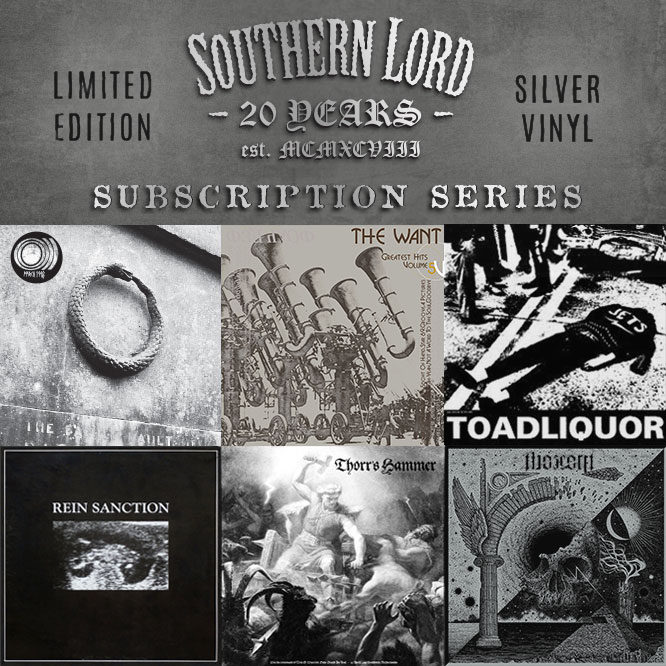 20th Anniversary Silver Vinyl Subscription Series