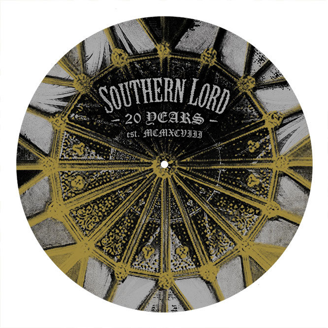 20th Anniversary Subscription Series Slipmat
