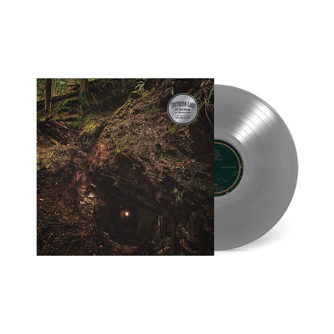 LORD196 Baptists - Bloodmines Silver vinyl