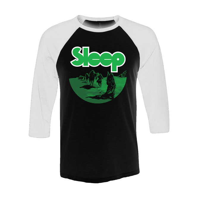 43df615db Sleep – Lungsmen Raglan Tee – Southern Lord Recordings