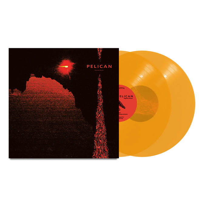 LORD270 Pelican - Nighttime Stories 2xLP gold