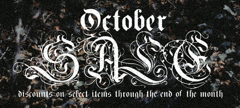 Southern Lord October Sale
