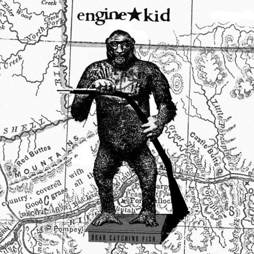 Engine Kid - Bear Catching Fish
