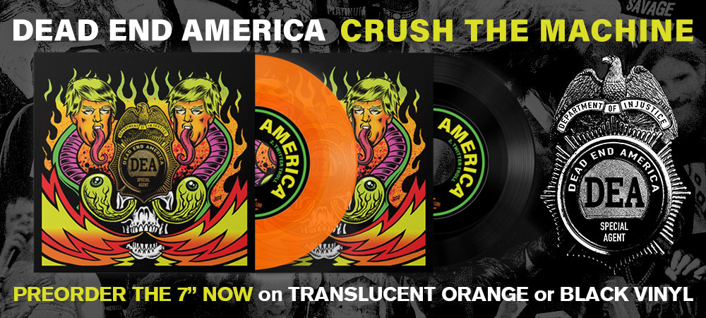 Dead End America - Crush the Machine
