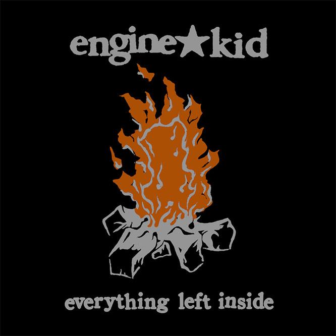 ENGINE KID - EVERYTHING LEFT INSIDE 6LP BOX SET COVER