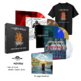 Lord288 Engine Kid - Everything Left Inside 6xLP color vinyl box set and shirt